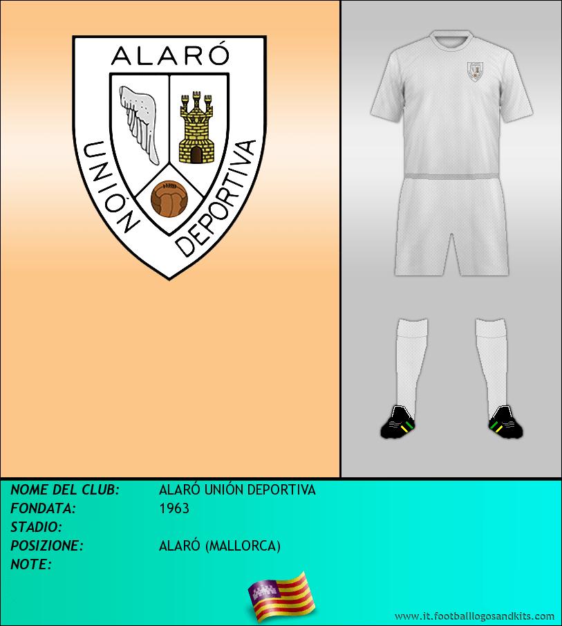 Logo di ALARÓ UNIÓN DEPORTIVA