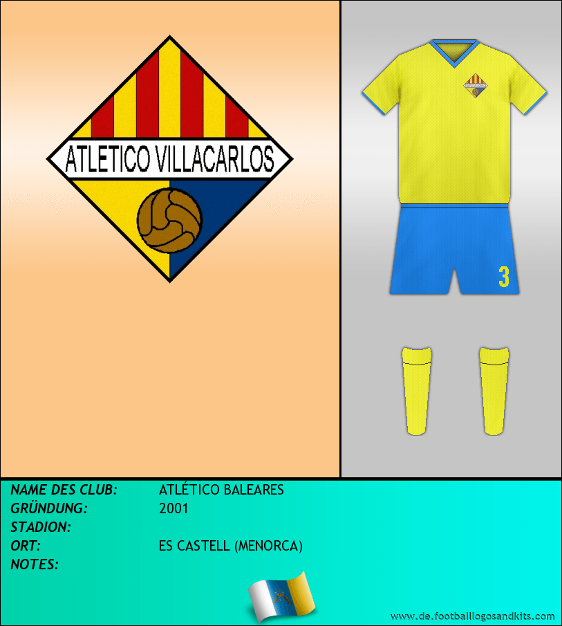 Logo ATLÉTICO BALEARES