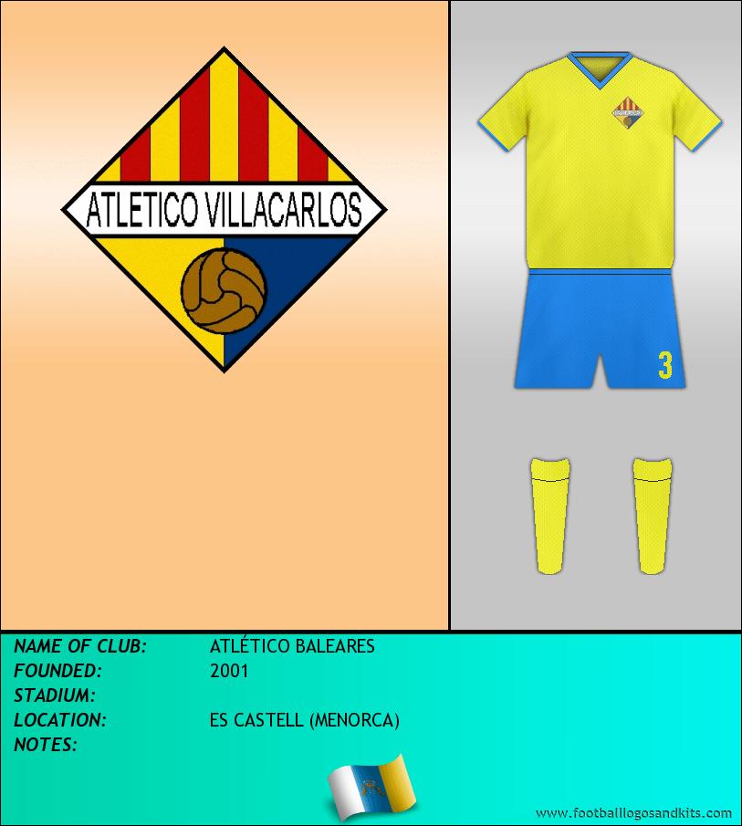 Logo of ATLÉTICO BALEARES