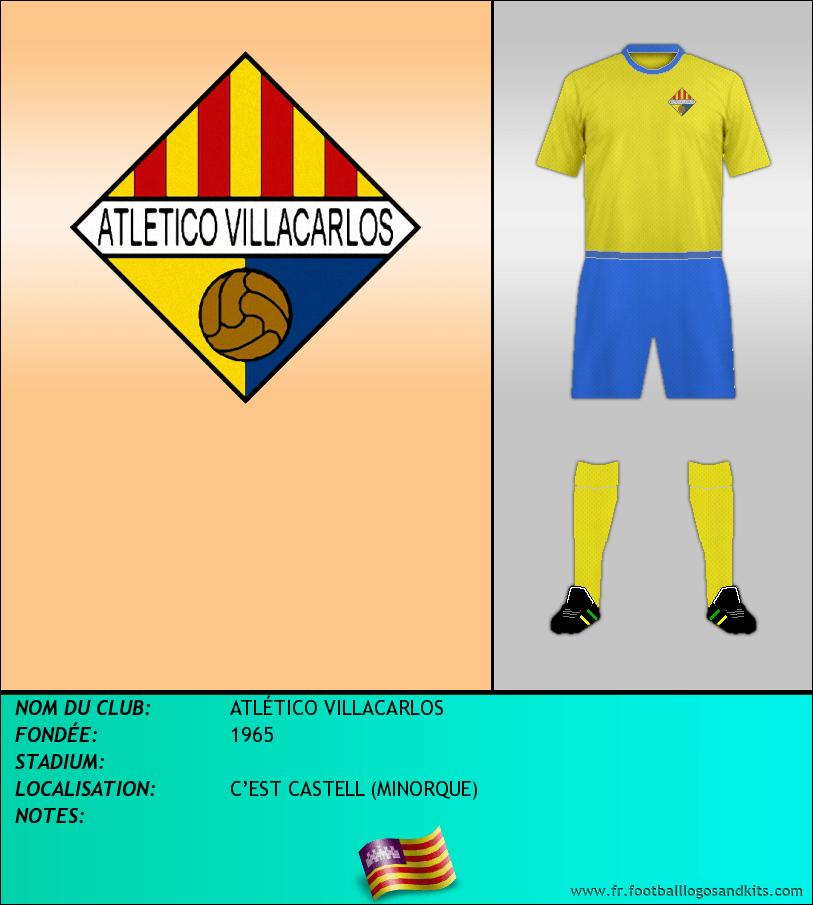 Logo de ATLÉTICO VILLACARLOS