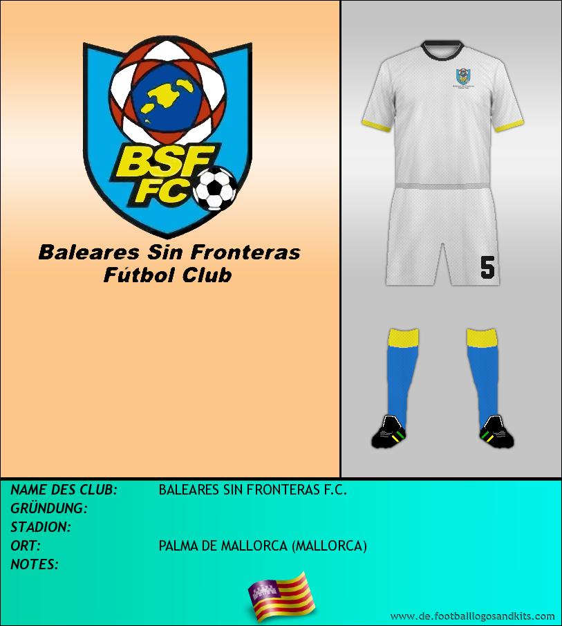 Logo BALEARES SIN FRONTERAS F.C.