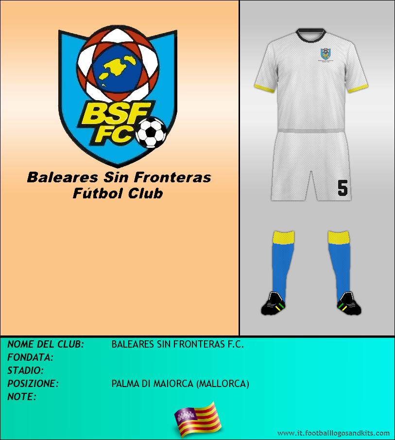 Logo di BALEARES SIN FRONTERAS F.C.