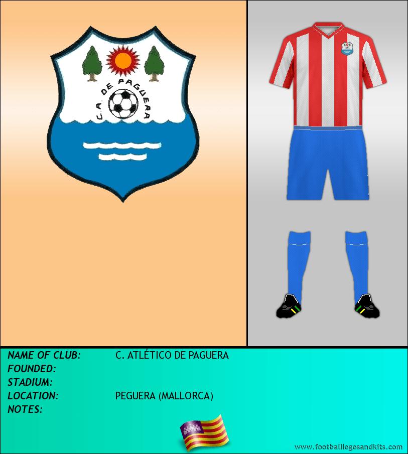 Logo of C. ATLÉTICO DE PAGUERA