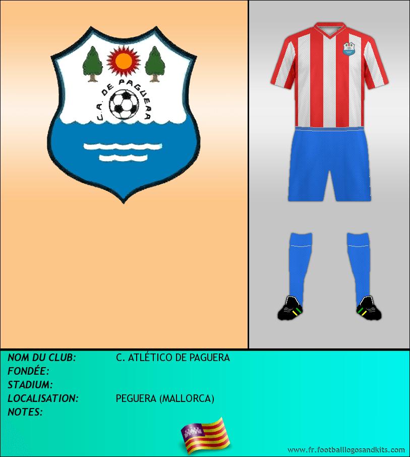 Logo de C. ATLÉTICO DE PAGUERA