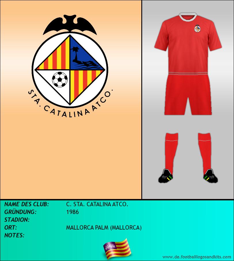 Logo C. STA. CATALINA ATCO.