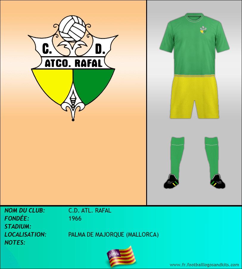 Logo de C.D. ATL. RAFAL