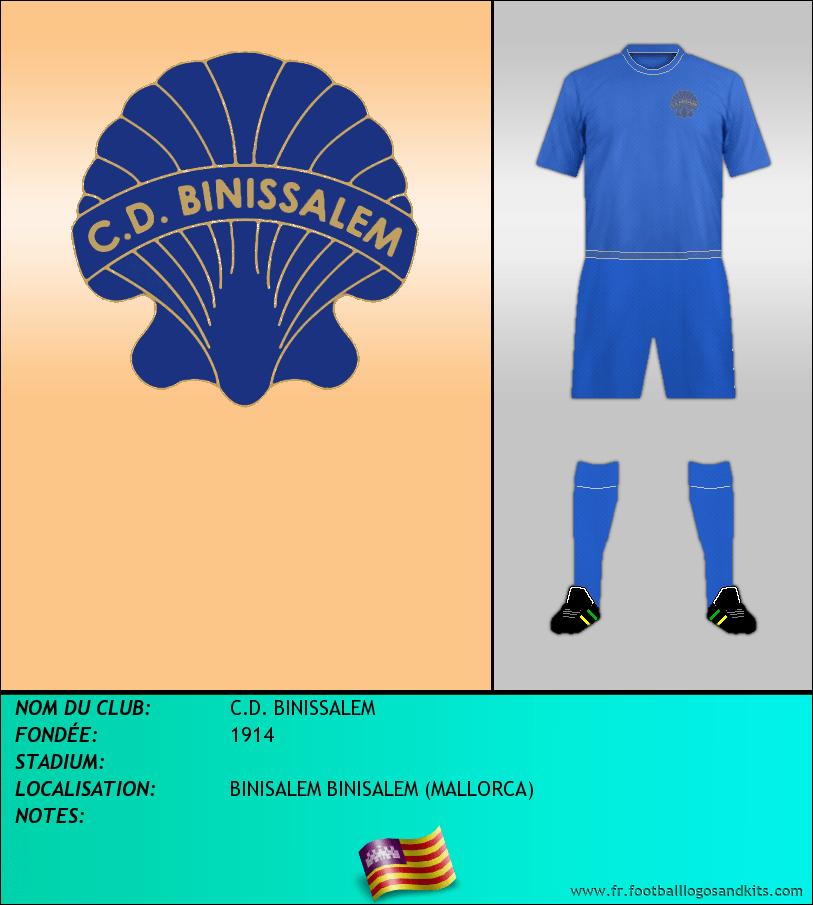 Logo de C.D. BINISSALEM