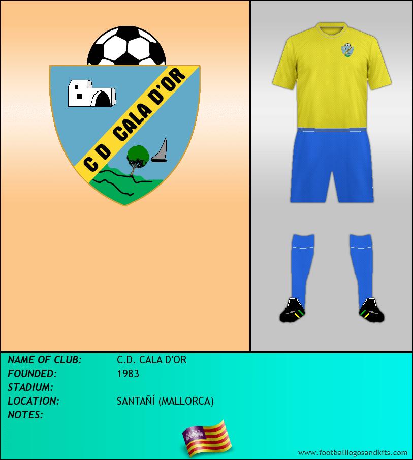 Logo of C.D. CALA D'OR