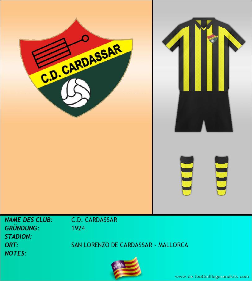 Logo C.D. CARDASSAR