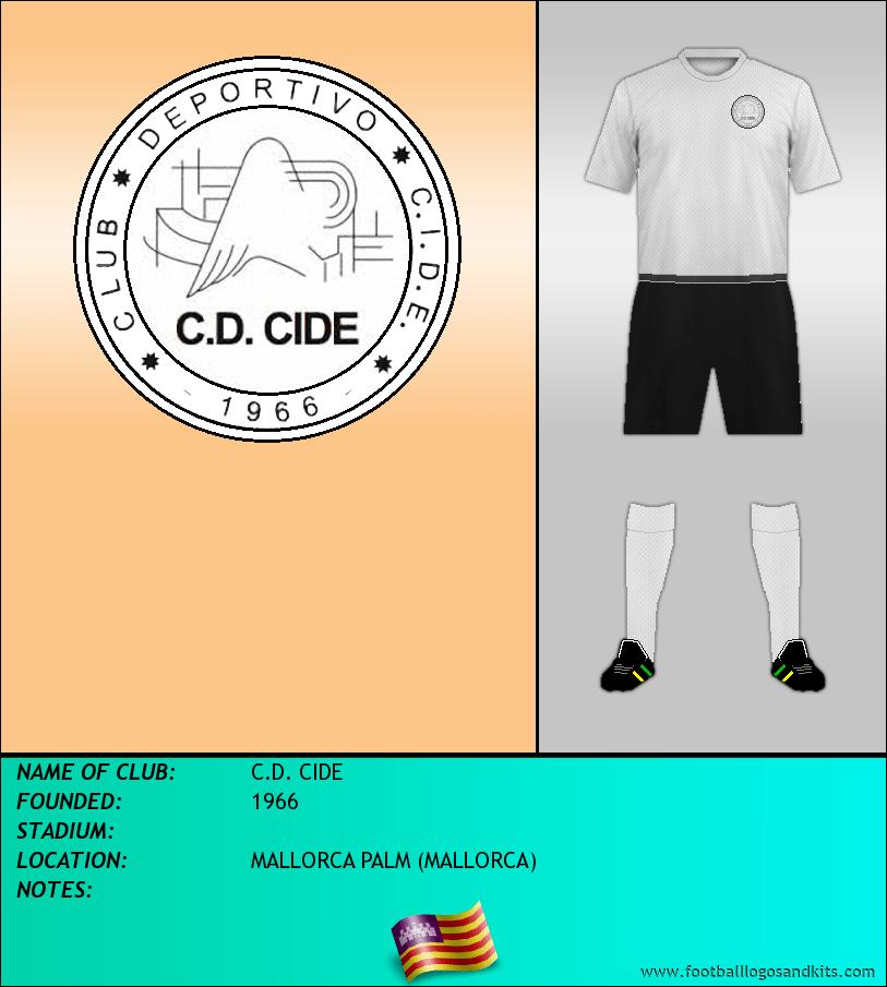 Logo of C.D. CIDE
