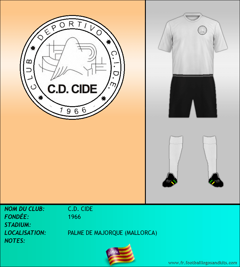 Logo de C.D. CIDE