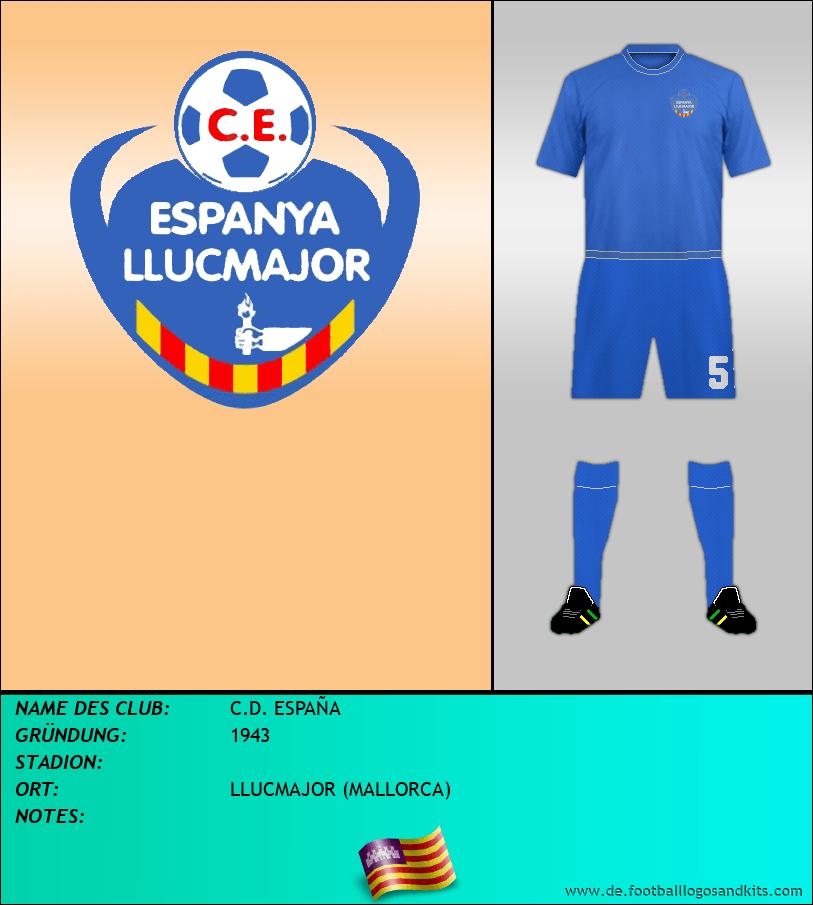 Logo C.D. ESPAÑA