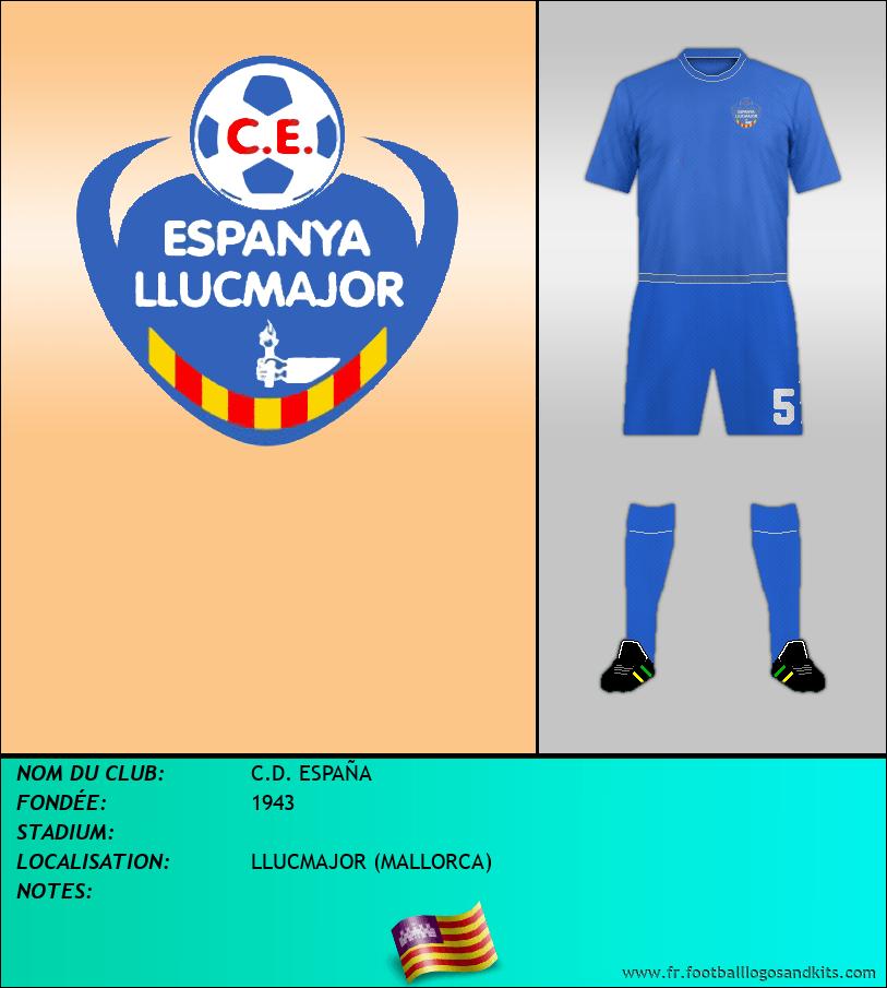 Logo de C.D. ESPAÑA
