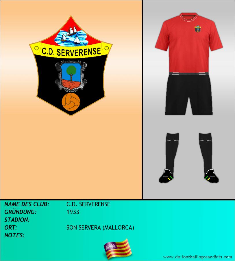 Logo C.D. SERVERENSE