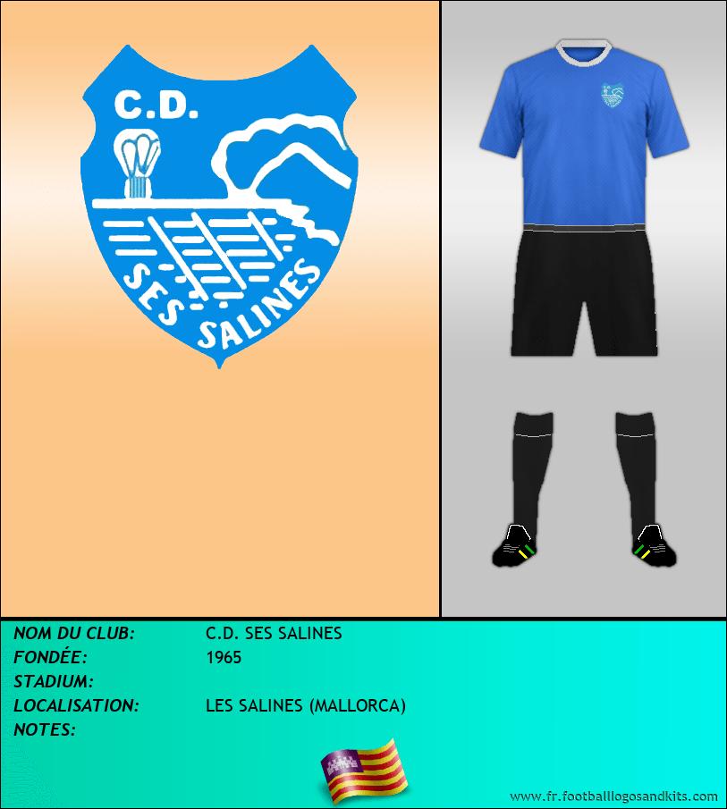 Logo de C.D. SES SALINES