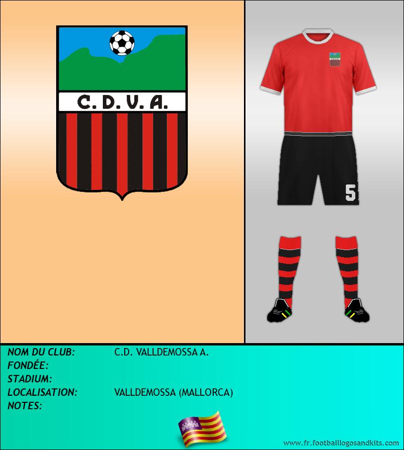 Logo de C.D. VALLDEMOSSA A.