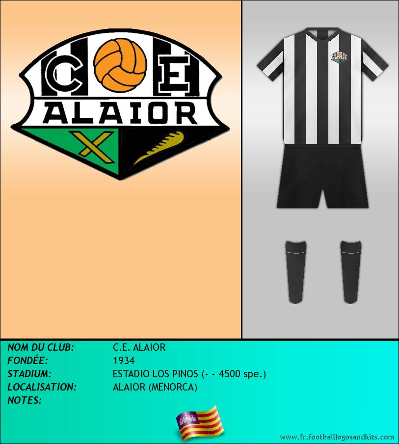 Logo de C.E. ALAIOR