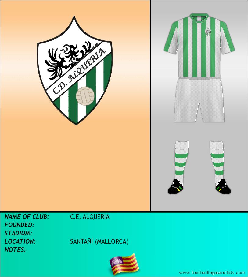 Logo of C.E. ALQUERIA