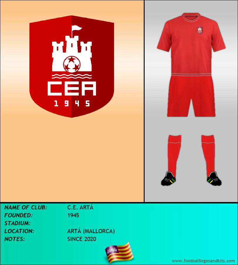 Logo of C.E. ARTÁ