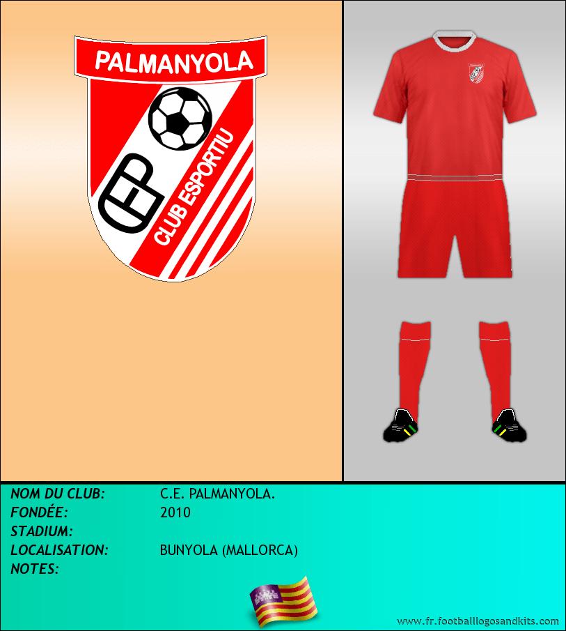 Logo de C.E. PALMANYOLA.