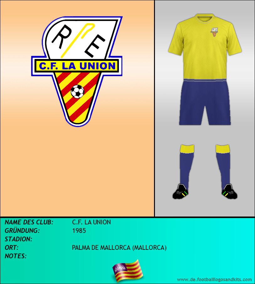 Logo C.F. LA UNION