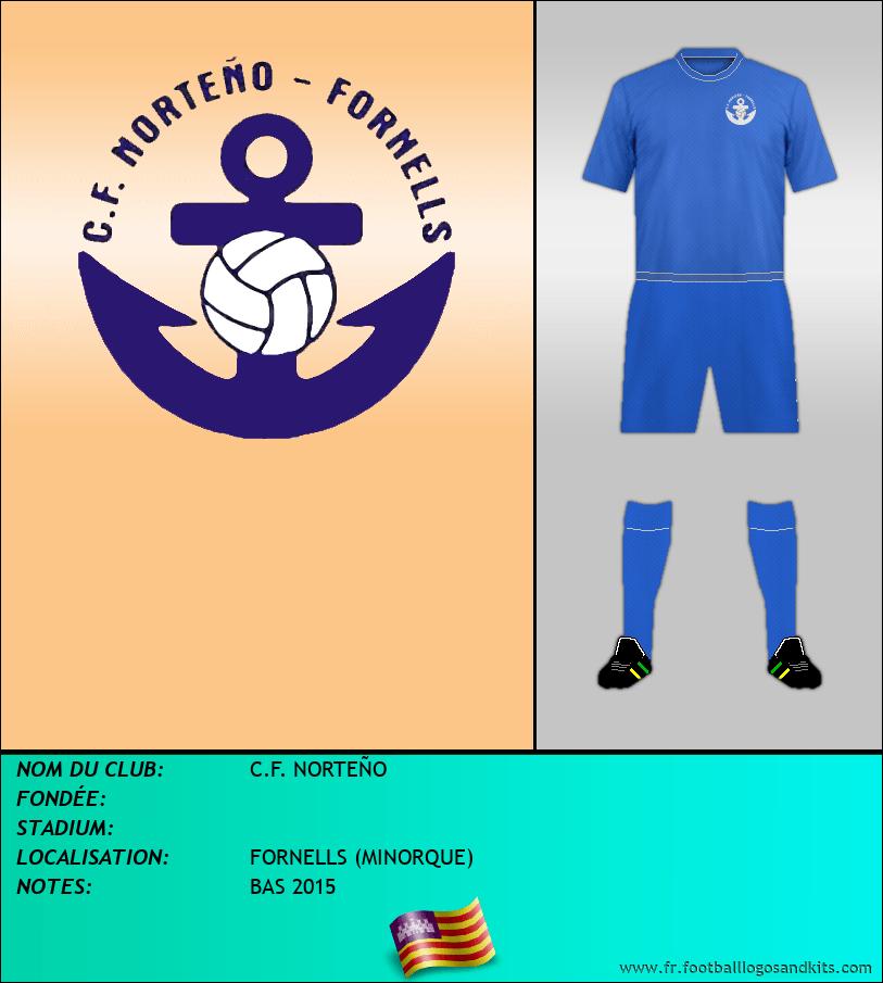 Logo de C.F. NORTEÑO
