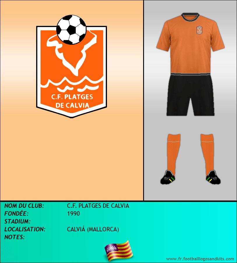 Logo de C.F. PLATGES DE CALVIA