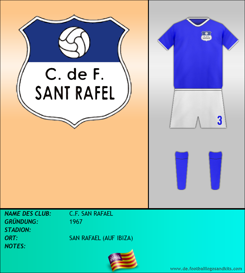 Logo C.F. SAN RAFAEL