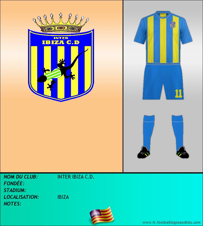 Logo de INTER IBIZA C.D.