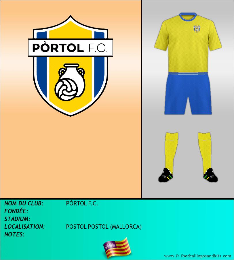 Logo de PÒRTOL F.C.