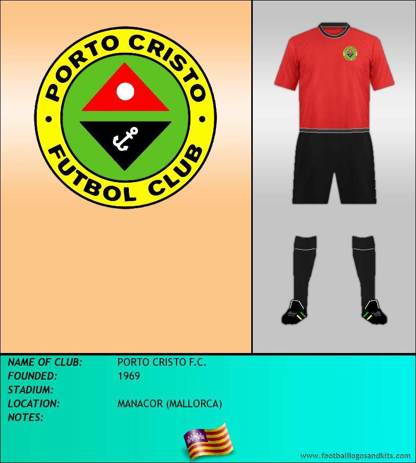 Logo of PORTO CRISTO F.C.