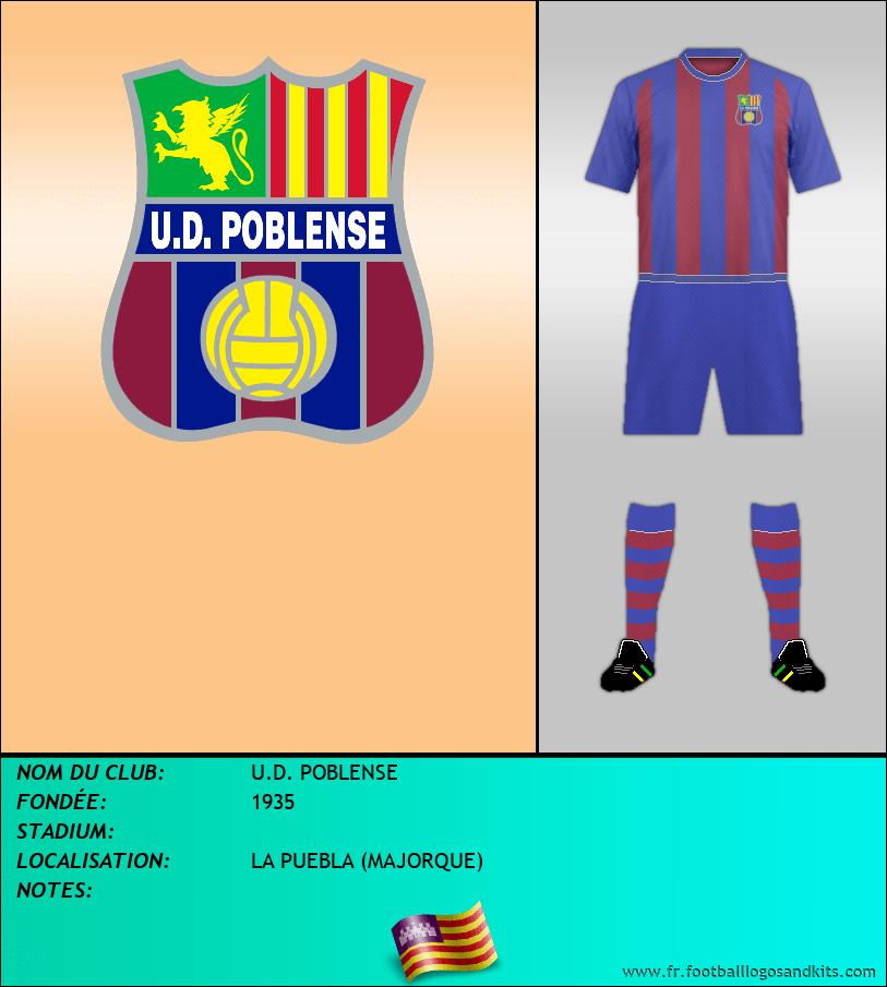 Logo de U.D. POBLENSE