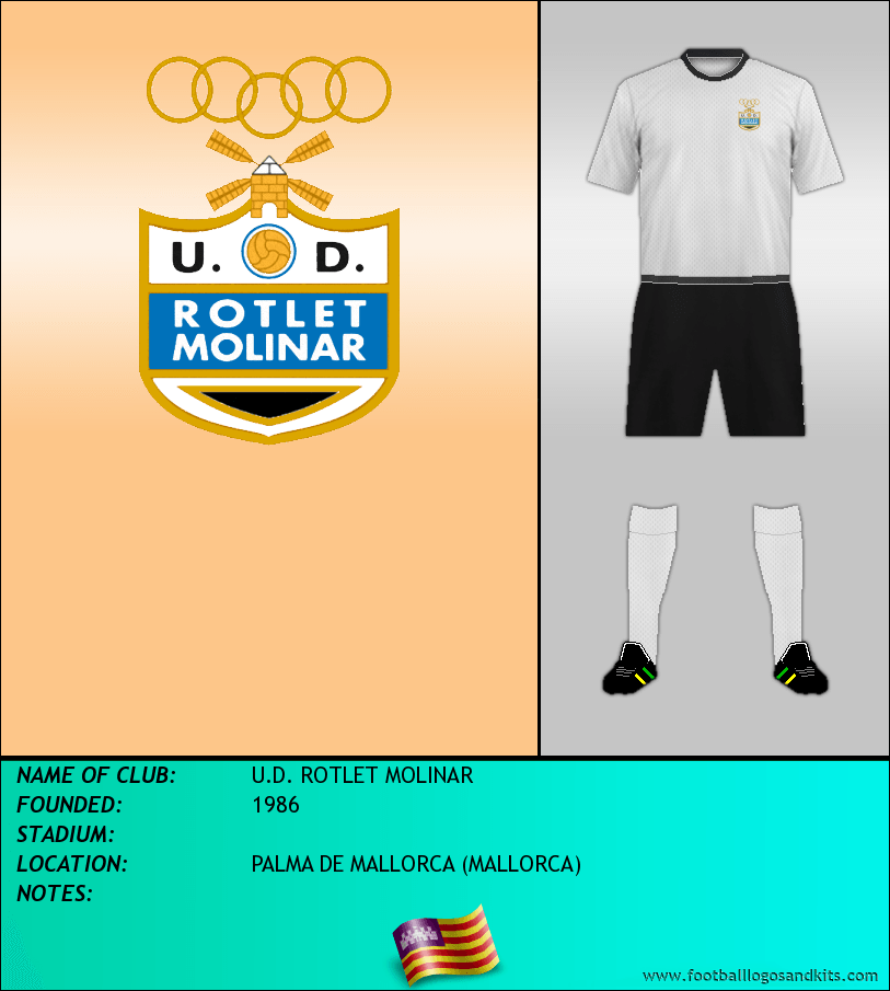 Logo of U.D. ROTLET MOLINAR