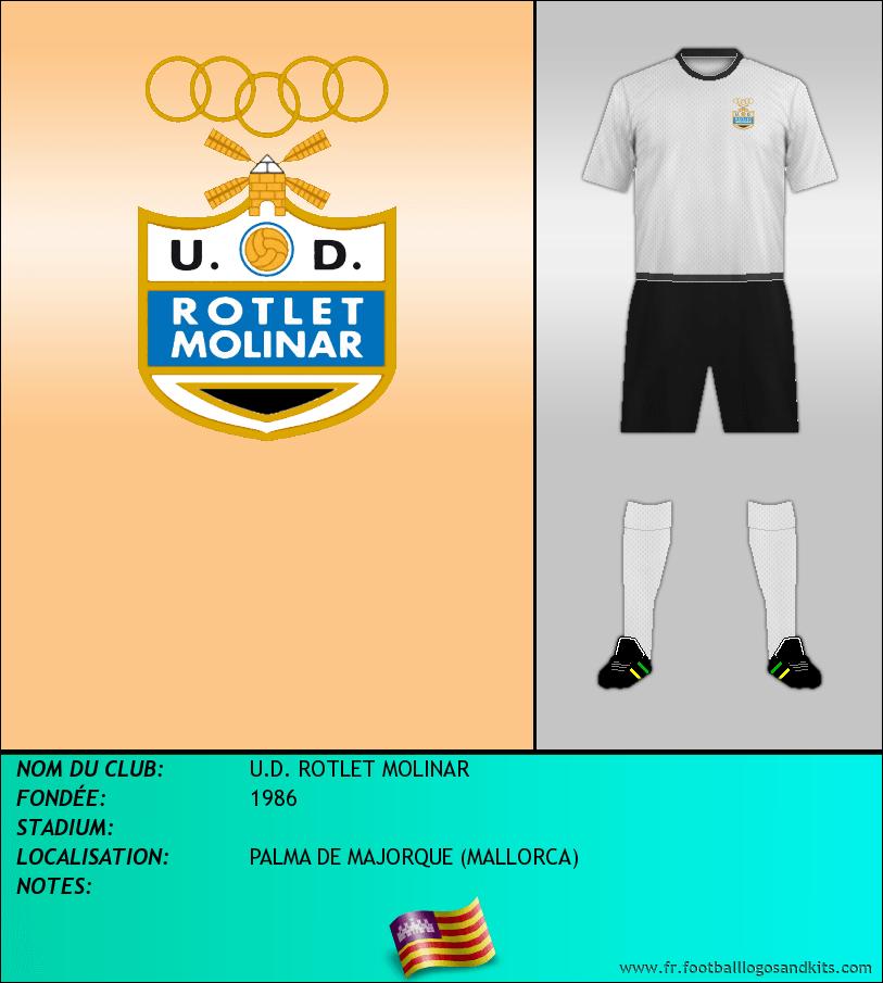 Logo de U.D. ROTLET MOLINAR