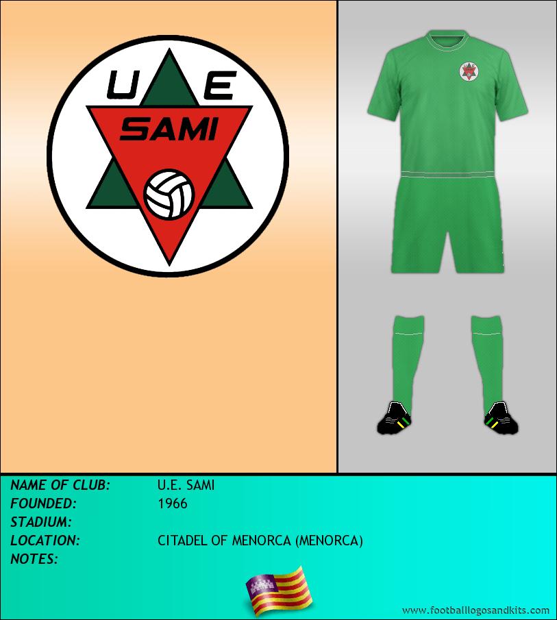 Logo of U.E. SAMI