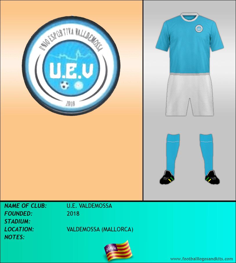 Logo of U.E. VALDEMOSSA
