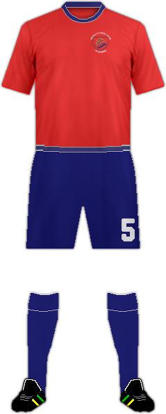 Kit ISORA F.C.