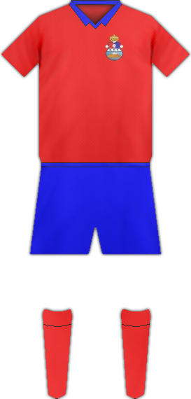 Kit REAL  UNION TENERIFE