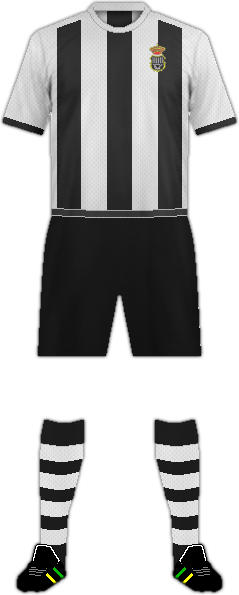 Kit REAL CLUB VICTORIA