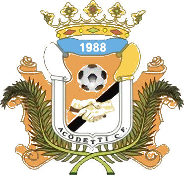 Logo of ACODETTI C.F. (CANARY ISLANDS)