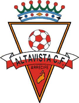 Logo of ALTAVISTA C.F. (CANARY ISLANDS)