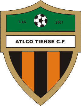 Logo of ATLETICO TIENSE CF (CANARY ISLANDS)