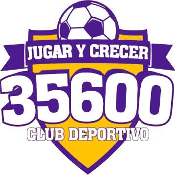 Logo of C.D. 35600 (CANARY ISLANDS)