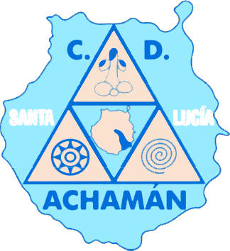 Logo de C.D. ACHAMÁN (ÎLES CANARIES)