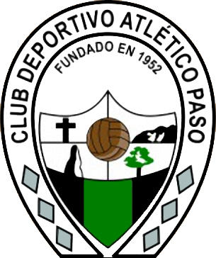 Logo of C.D. ATLÉTICO PASO (CANARY ISLANDS)