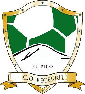标志C.D.BECERRIL (加那利群岛)
