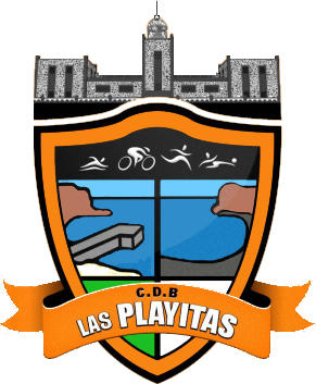 Logo of C.D. BREÑAMEN LAS PLAYITAS (CANARY ISLANDS)