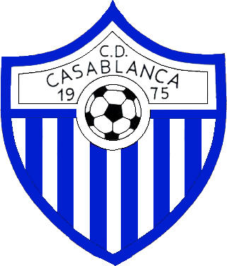 Logo of C.D. CASABLANCA (CANARY ISLANDS)
