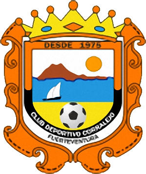 Logo of C.D. CORRALEJO (CANARY ISLANDS)