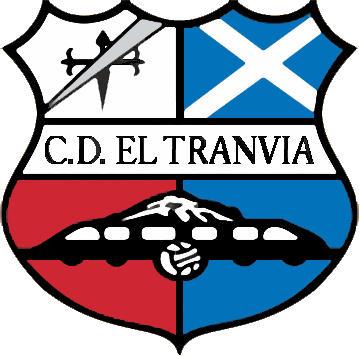Logo of C.D. EL TRANVIA (CANARY ISLANDS)